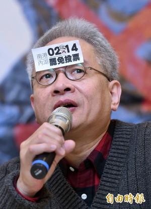318前夕 馮光遠感性撰文:為台灣民主繼續打拼