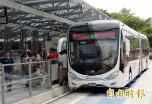 台中市府民調  6成市民認為BRT恐涉弊案