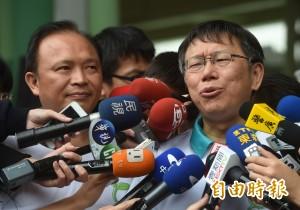 蔡詩萍:柯文哲太衝 關鍵議題該緩緩
