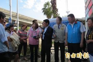 市政路打通工程 預計107年完工