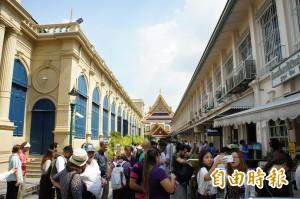 機車搶匪橫行曼谷 我代表處接獲台灣旅客多起通報