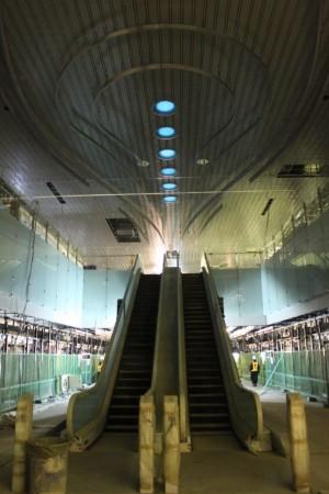 捷運板南線延伸頂埔站 預計6月底通車