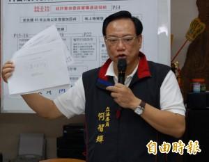 前藍委何智輝詐貸4.5億潛逃 法院判賠2億