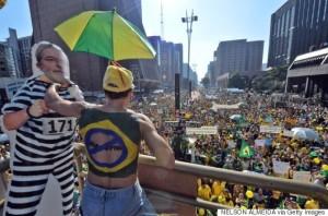 巴西總統滿意度13%被嗆下台 網友:9.2%都沒在怕!
