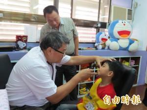 杏和醫院走入偏鄉 免費為頭城幼兒園學子健檢