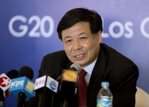中國副財長:台灣加入亞投行 名稱還在磋商