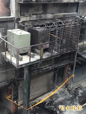 新莊變電箱爆炸釀1死 民眾直指「人禍」所致