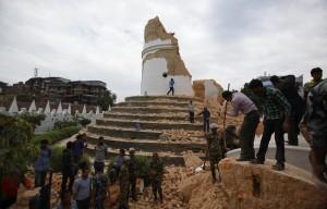 台灣有1觀光團在尼泊爾 目前人員安全