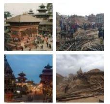 尼泊爾強震 帕坦皇宮受損嚴重