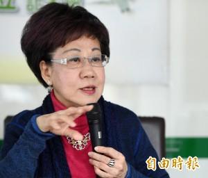 民進黨成全了柯P 呂秀蓮:該要求他說清楚兩岸立場