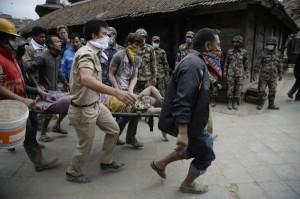 分析尼泊爾強震 專家:全球恐進入強震活躍期