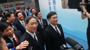 「連胡會」10週年 陳雲林:只差和平協議