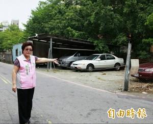 樹義國小通學步道窄 地方抱怨連連