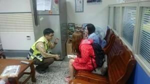 韓女來台旅行受傷 警察役男協助翻譯解圍