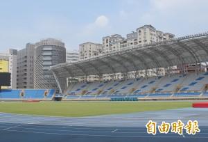 北市府:2017世大運開閉幕 改在台北田徑場