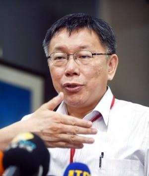 趙藤雄再反擊 柯P嗆:講話要憑常識