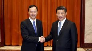 打臉馬朱?中國《國安法》硬將台灣納入