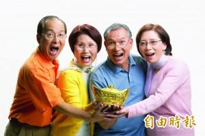 全台高齡縣市中 台北市老化速度最快