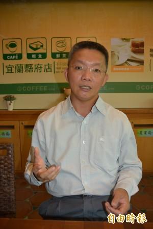 藍營徵召李志鏞參選宜縣立委 對決綠營陳歐珀