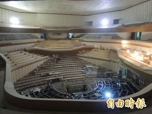 衛武營藝術中心 亞洲最大劇院綜合體內部首曝光