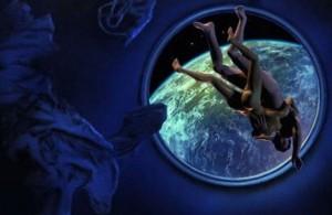 在太空也能做愛? 揭開太空性愛的秘密