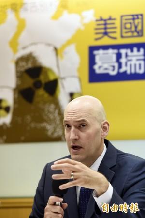 前美國核管會主委:核電廠事故無法避免 社會不應接受它