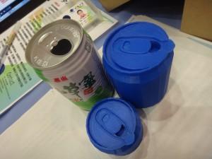 馬來西亞發明展 台灣高中生「易開拉環」吸睛