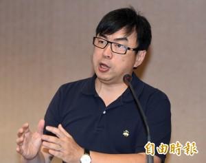 林義雄批第三勢力策略 段宜康:民進黨別任人蹧踏