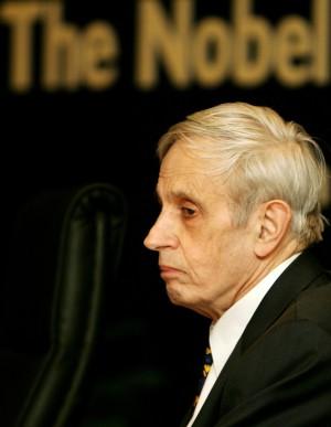 《美麗境界》諾貝爾獎數學家 約翰納許車禍亡