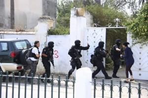 突尼西亞軍人發狂掃射同袍 4死15傷