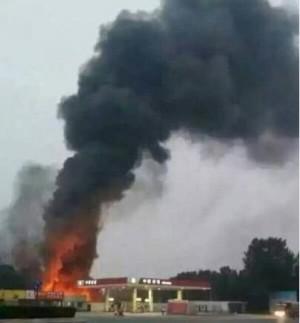 河南老人安養中心大火 至少38人死亡