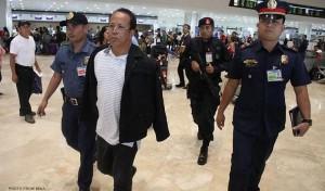 菲律賓男攜刀與手榴彈 差點搭上華航飛台灣