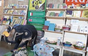 太神奇了! 大象便便化身筆記本