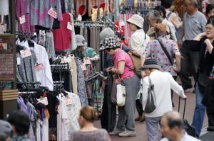 日本觀光旅遊夯 中國人最會買