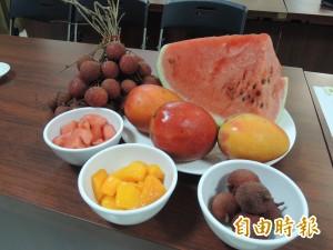 水果一直吃 血糖一直飆!