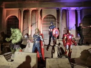 「漫威超級英雄特展」 台中朝馬展覽館13日起展出