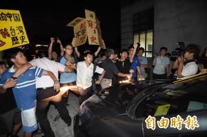 教育部未正面回應學生 施明德:台灣的恥辱