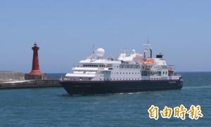坐一天23K!全球最頂級郵輪快沒油 緊急開進花蓮港