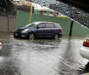 621大雨淹新營部分街道  台南水利局檢討下水道系統