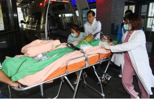 八仙爆炸案傷者是動態 北榮:22人住進加護病房