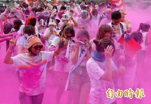 彩色粉塵亂飛 活動繽紛卻隱藏爆炸危機!