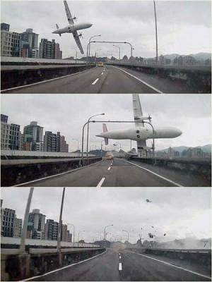 墜機前8秒才知關錯油門 復興空難疑為人禍