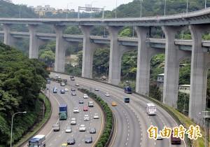 國1五楊高架 獲全球道路成就獎