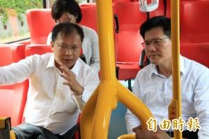 中市優化公車7/8上路 搭配10公里免費