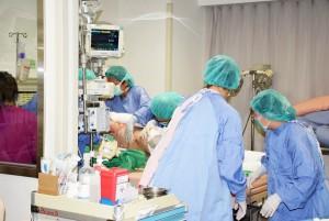 塵爆傷患讓床位提早出院 竟被告知不能領照顧費