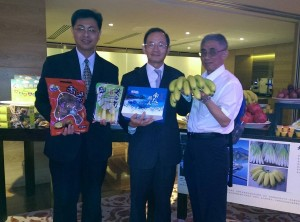 中彰投3縣市聯袂新加坡行銷農產品