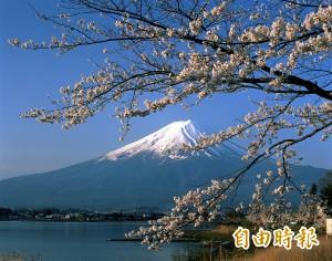 連富士山都有免費wifi 快去拍照打卡!