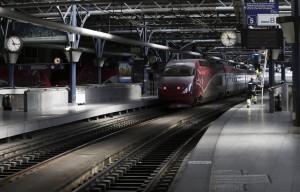 爭加班費硬起來! 比利時鐵路駕駛旺季罷工