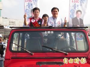 郝龍斌參選 基市議長:相信中央決定