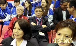 見識到「韓國中心論」 柯P忍不住說粗話